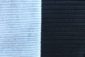 Строчка с текстилем